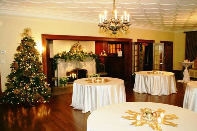 Cheney Mansion Holiday Events
