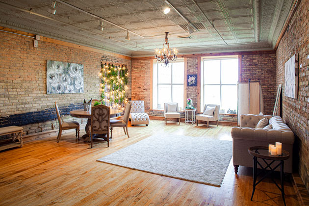The Highland Loft Event Venue Holiday Events and Parties