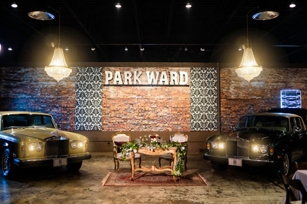 Park Ward Events Holiday Parties