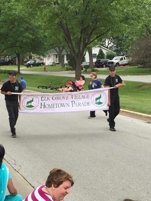 Elk Grove Village Parade