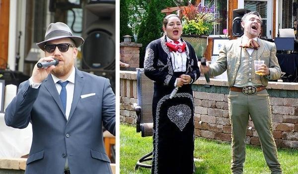 Fairytale Wedding Entertainers