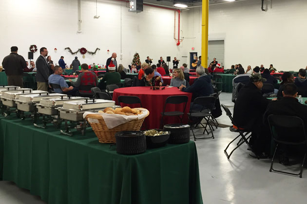 Holiday Parties of All Types Chicago Land Catering