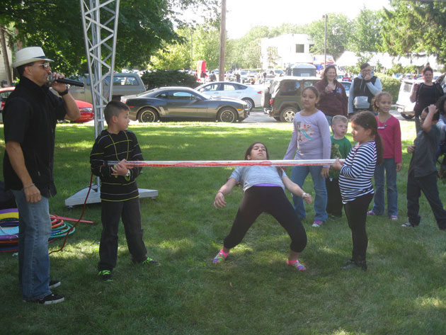 Limbo Games and Activities