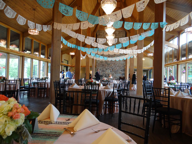 Fiesta Themed Wedding Shower