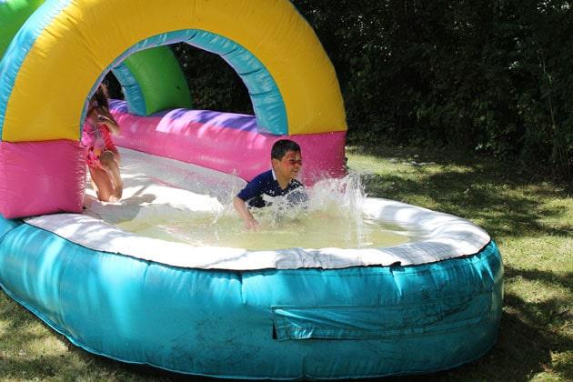 Inflatable Rental Fun at Picnics