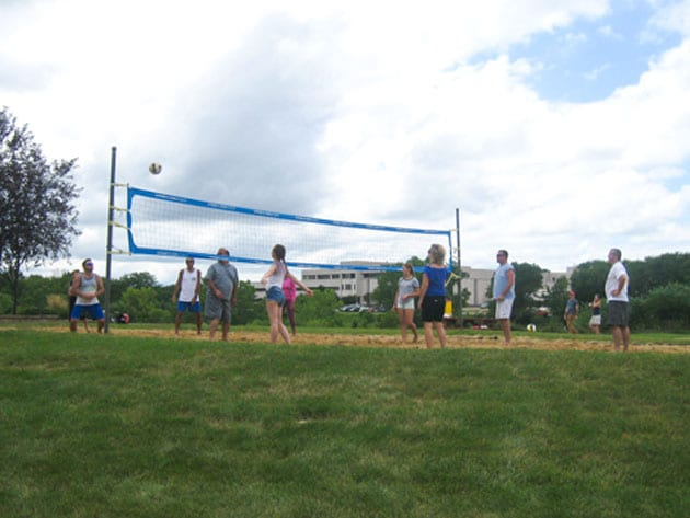 Volleyball Outdoor Game