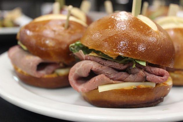 Full-Service Menu Sandwiches