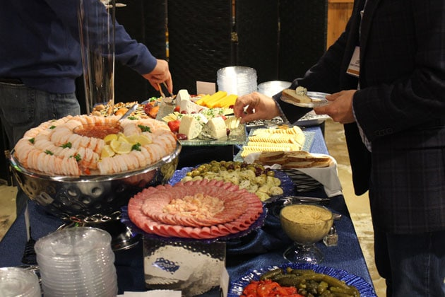 Top Company Holiday Party Activities and Food