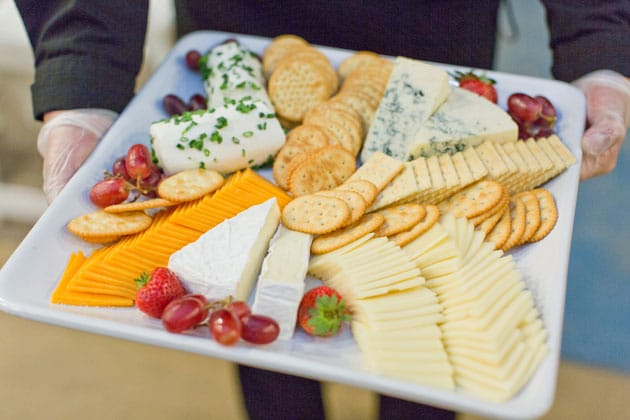 Great Lakes Cheese Board