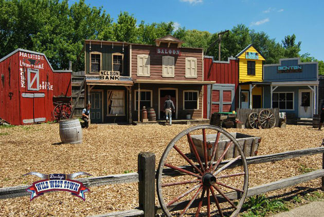 Donley's Wild West Town's