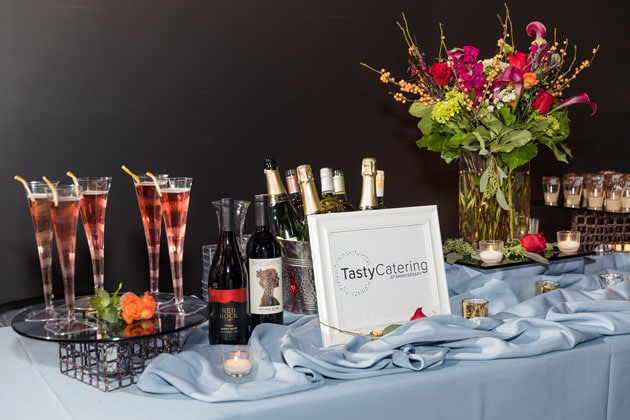 Cocktail and Beverage Station Wedding Show