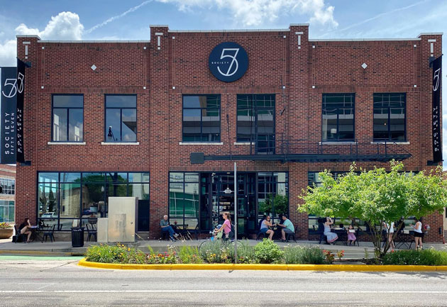 Society 57 Holiday Events and Parties