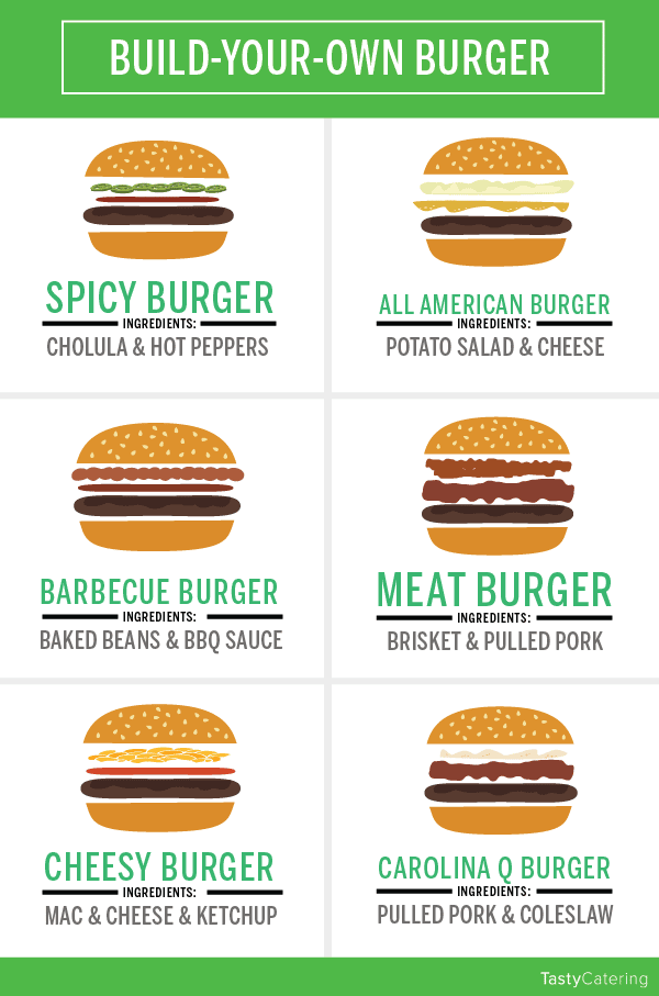 Build-Your-Own Burger