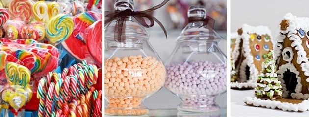 Candyland-Themed Decor Ideas