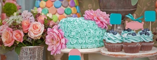 Candyland-Themed Dessert Ideas