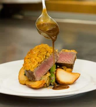 Gravy on Steak