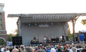 Tasty Catering is a proud sponsor of the Elk Grove Village Mid-Summer Classics Concert Series
