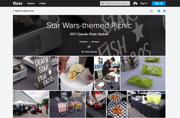 Flickr Photo Albums Summer Corporate Picnics