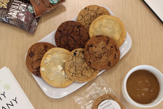 Cookie Gift Box That Gives Back