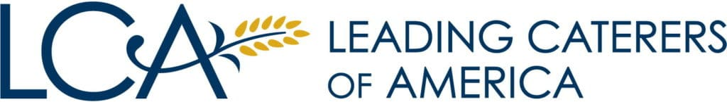 Leading Caterers of America logo