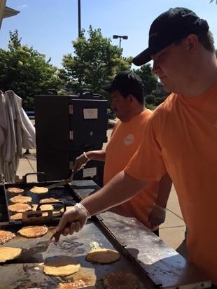Pancakes for Parkinsons Elk Grove Village Illinois