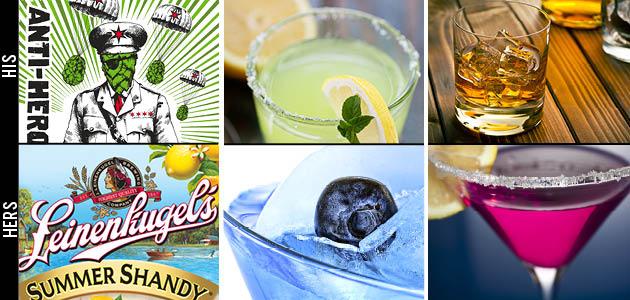 Rosie - Summer Wedding Drinks