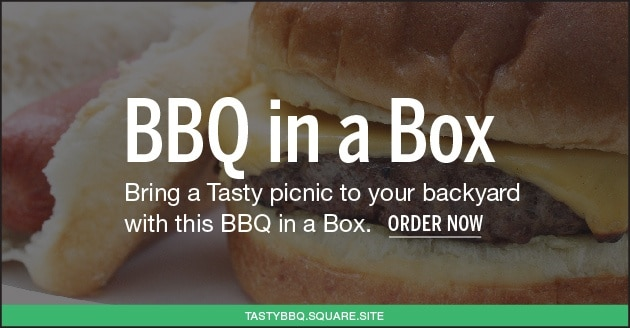 BBQ in a Box Pick Up BBQ Food Chicagoland Area