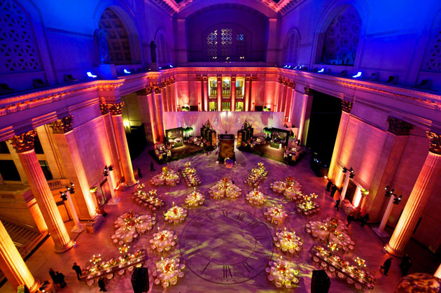 Chicago Union Station Holiday Parties and Events