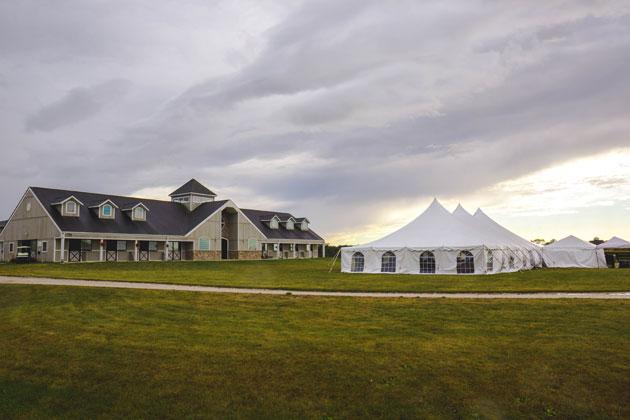 Serosun Farms Wedding Venue with Tent Rental