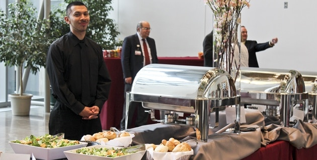 Best Chicago Catering First Quarter Party