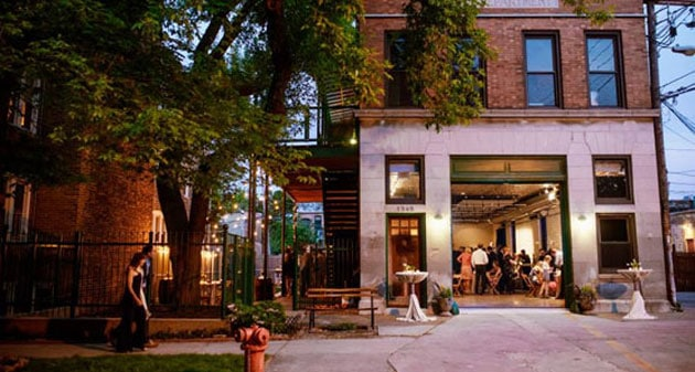Chicago Fire House Chicago Venue for Holiday Parties