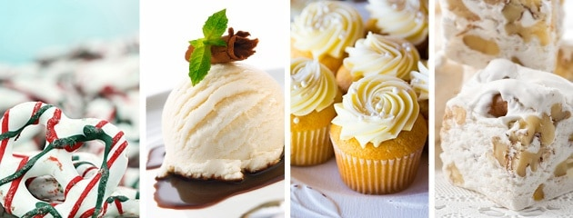 white holiday dessert ideas