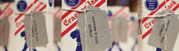 cracker jack favors
