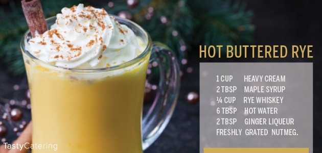 hot buttered rye