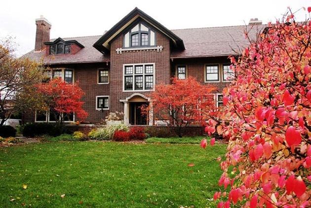 Cheney Mansion | Oak Park, IL Picnic Venue