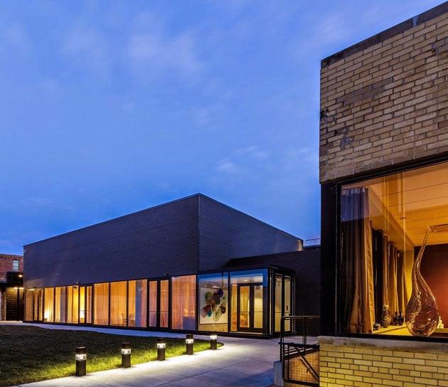 Ignite Glass Studios Picnic Venue