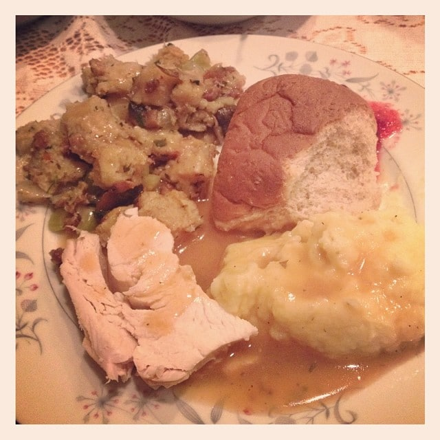 jprits thanksgiving dinner