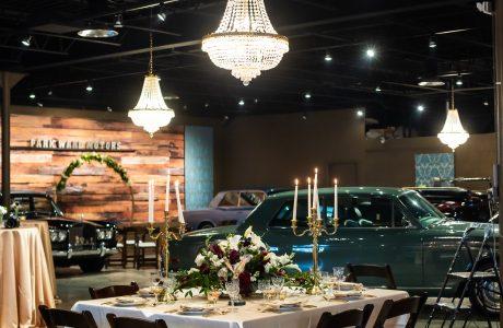 Park Ward Motors Events Venue