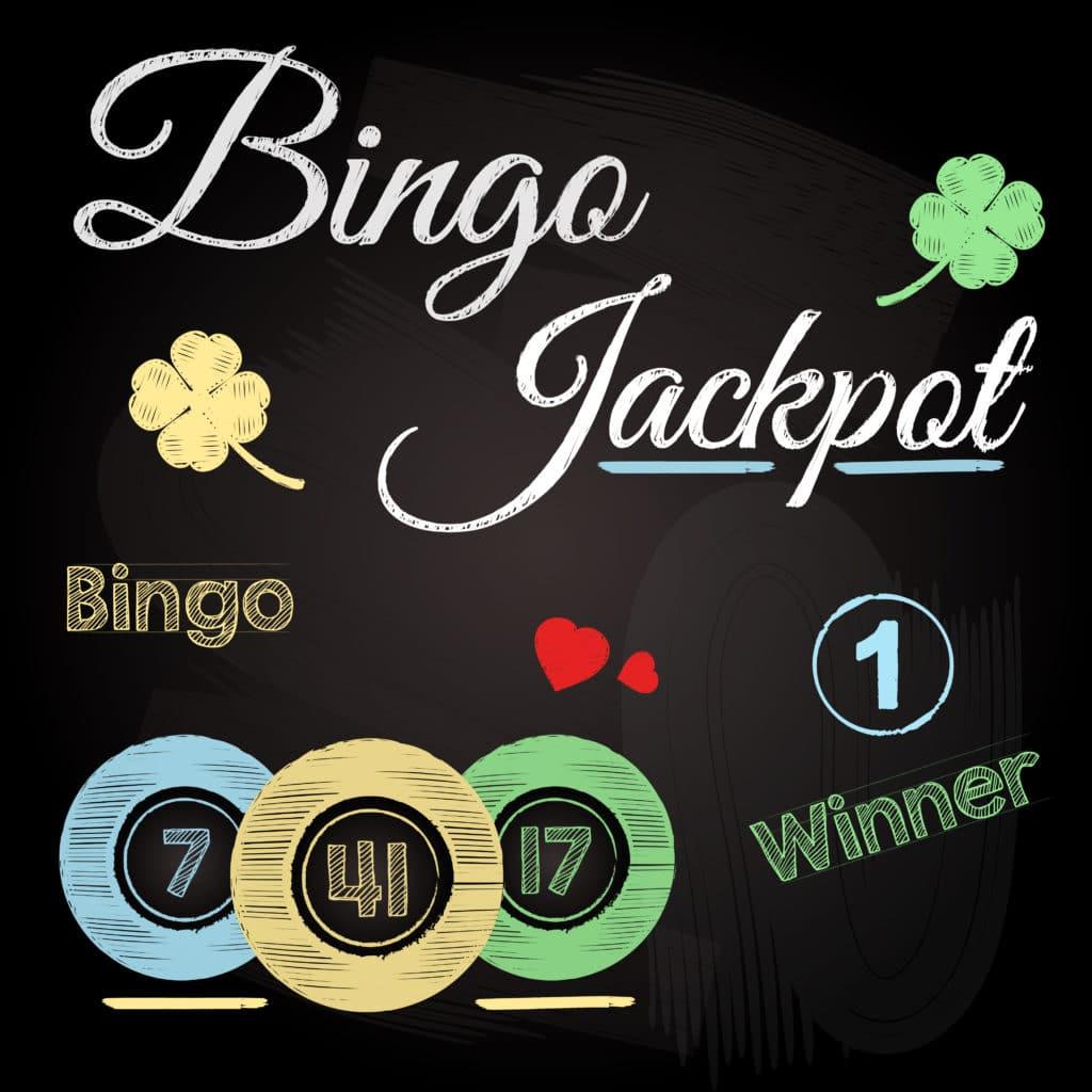 Shamrock bingo graphics