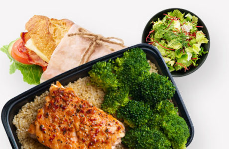 Tasty Catering corporate meals