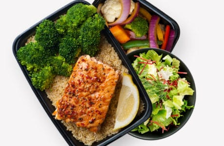 Tasty Catering boxed meals