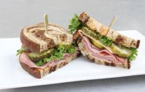 Tasty Catering sandwich