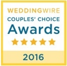 Tasty Catering wins Weddingwire couples' choice award
